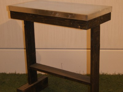 Side table 70 x 35 (80 hoog)
